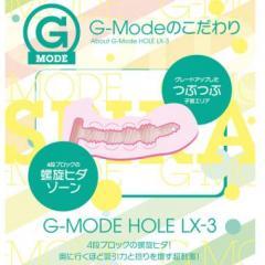 アダルトグッズ、G-Mode HOLE LX-3 [SPIRAL-2]の見本画像6
