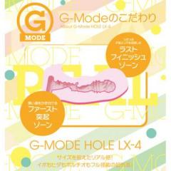 アダルトグッズ、G-Mode HOLE LX-4 [REAL]の見本画像6
