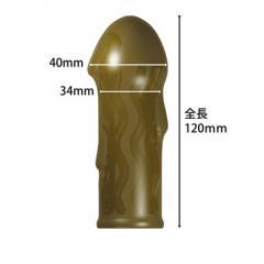 アダルトグッズ、スネークストライプ G-Mode Attachment for Nanoの見本画像3