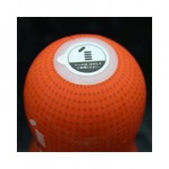 アダルトグッズ、GENMU 3 Pinky touch Orange[ピンキータッチ オレンジ]の見本画像4