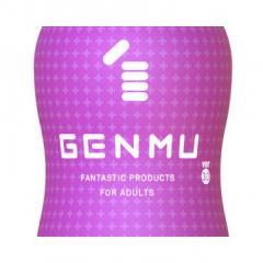 アダルトグッズ、GENMU 3 Missy touch Purple[ミッシータッチ パープル]の見本画像5