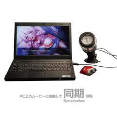 アダルトグッズ、[充電式]CycloneX10 USB 本体【送料無料】 の見本画像3