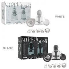 アダルトグッズ、ニップルドーム Nipple Dome<アタッチメント5種付属タイプ>の見本画像7