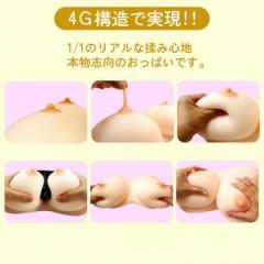 アダルトグッズ、リアルボディ極生乳の見本画像8