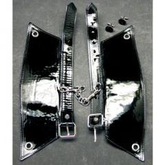 アダルトグッズ、PREMIUMカフスボタン手枷の見本画像2