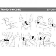 アダルトグッズ、Toynary MT01 【Hand Cuffs】の見本画像2