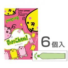 6個入/ぴっかりこんちゃん!
