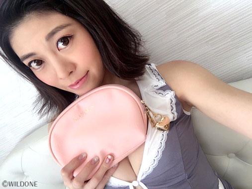 みおり舞のグッズレビュー_30_Rianne S クラシックバイブレーター ピンク