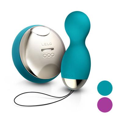 [充電式]LELO フラビーズ HULA BEADS【送料無料】スイングと振動を兼ね備えたワイヤレスリモコンバイブ!<br /> 膣トレタイプの形状で、Gスポット刺激にも特化♪
