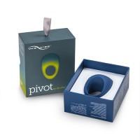 [充電式]We-Vibe Pivot 【送料無料】カナダ発カップル用グッズブランドが送る、スマホでのリモコン操作も可能な、次世代の男性用ヴァイブレーションリング!