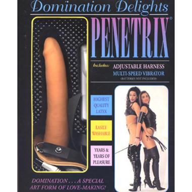 ペニトリックス シングルその道の達人に根強い人気を誇る定番商品。<br /> レズビアンやSM女王様に大人気!