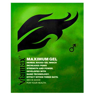 Viamaxマキシマムジェル パウチ2mlスピードチャージ!直塗り! 塗る勃根力パワージェル!<br /> 全ては自然のハーブにより、ぐんぐんと気になるサイズ!