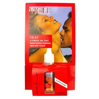 バイジェル VIGEL 15ml人気の女性用ラブコスメ・バイジェル!<br /> 15ml入りのミニボトルで手軽に熱い夜を!